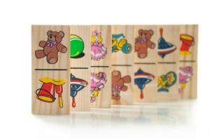 Children Dominoes